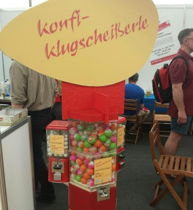 Konfiklugscheisserei DEKT Stuttgart KAJAK Oldenburg